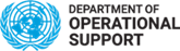 Department of Operational Support, United Nations Logo